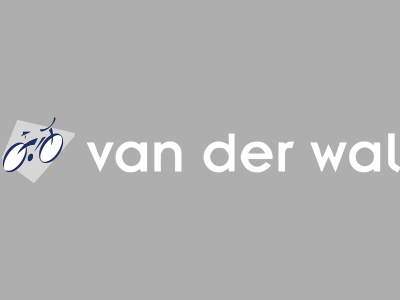 Logo Van der wal